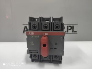 SWITCH TYPE  OT125E3 ABB