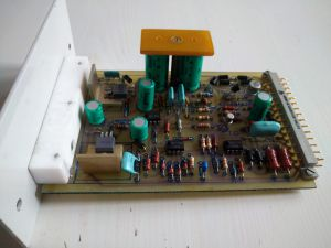 Panel type UWD for the RNGY regulator
